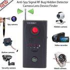 CC308 Laser Lens RF Tracker Hidden Bug Finder Spy Camera Detector Anti Candid