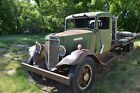 1937 International Harvester C130  1937 International Harvester C130 Truck