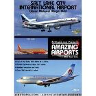 Salt Lake City Airport Delta Airlines Mega-Hub DVD