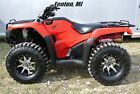 HONDA TRX420FE1H FOURTRAX RANCHER w/ Aftermarket Wheels Financing & Shipping