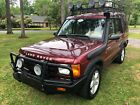 2001 Land Rover Discovery Off Road 2001 land rover discovery 2 Snorkle Roof Rack 18 inch Rims