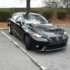 2014 Lexus IS  Black 2014 IS250 Lexus