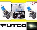 Putco 3800K Iron White 9008 H13 230013SW 60/55W Two Bulbs Head Light Snowmobile