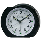 Equity by La Crosse 27001 Analog Alarm Clock with Ascending