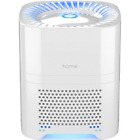 hOmeLabs 3 in 1 Ionic Air Purifier with HEPA Filter - Portable Quiet Mini Ionize