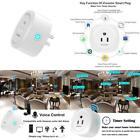 Icoostor Wi-Fi Smart Plug Mini Outlet: Wireless Wi-Fi Outlet Plug To Remote Home