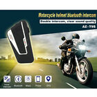T9S-V3 Motorbike Intercom Waterproof IP67 FM Music Helmet Calls Interphone 1.4KM