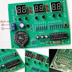 DIY Kit Module 9V-12V AT89C2051 6 Digital LED Electronic Clock Parts TSUS