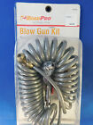 RoadPro Air Seat Blow Gun Kit (RP63052) for Cleaning Truck Cab, Garage, RV NEW