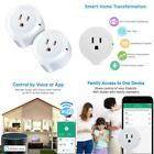 Etekcity Wifi Smart Plug, Voltson Mini Outlet With Energy Monitoring (2-Pack), N