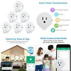 Etekcity Wifi Smart Plug, Voltson Mini Outlet With Energy Monitoring (6-Pack), N