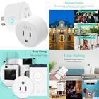 Wifi Smart Plug, [2 Pack] Cnxus Mini Wireless Remote Switch/Smart Socket Outlet,