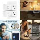 Wi-Fi Smart Plug Outlet Mini Work With Alexa, Google Home, Ifttt, No Hub Require