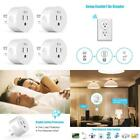 Efun Sh330W 4Piece Mini Smart Outlet, No Hub Required, Overload Protection, Fire