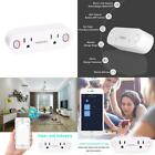 Smart Plug Wifi Mini Outlets Works With Amazon Alexa, Google Home And Ifttt, Whe