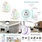 Tmrlife [2 Pack] Wifi Smart Plug,Wireless Socket Home Electrical Timer Outlet, R
