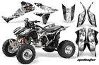 ATV Graphics Kit Quad Decal Sticker Wrap For Honda TRX450R TRX450ER HATTER W K