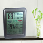 LCD Digital Hygrometer Thermometer Humidity Meter Indoor Temperature Test C0U5J