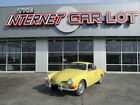 Volkswagen Karmann Ghia  1970 Volkswagen Karmann Ghia Coupe Very Clean Low Miles 2 dr Unspecified Gasolin