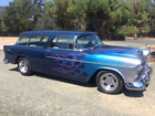 1955 Chevrolet Nomad Bel Air 55 Chevy Nomad