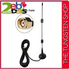 Kecuco Hd 7Dbi Wireless Security Camera Video Antenna Extension For Lorex/Fu