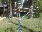 Motobecane Vintage 10 Speed Bicycle - Silver - Used