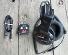 Minelab WM 08 Wireless Module, UR 30 Phones and Charge Cord