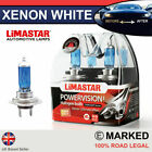 Civic 15-on FK2 Type R Xenon White H7 Halogen High Beam Bulbs 6000k (PAIR)