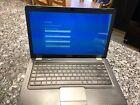 Compaq Presario CQ56 15.6in. Notebook/Laptop Windows 10 2GB Ram 250 GB HD