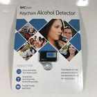 BACtrack Keychain Alcohol Detector with LED Display & Fold Out Mouthpiece 511443