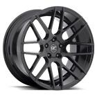 20x9 MRR GF7 5x108 +40 Black Rims (Set of 4)