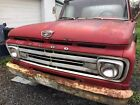 1962 Ford F-350 Custom 1962 F-350 Cab and Chassis