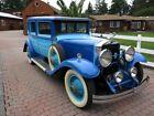 1930 Cadillac Fleetwood  1930 Cadillac Fleetwood