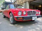 1975 Jaguar XJ6 Biscuit Leather 1975 Jaguar XJ6 Coupe (No Reserve)