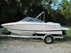 2013 Regal 1900 Bowrider w/ Trailer Mercruiser 4.3L MPI only 87 Hours - CLEAN!