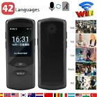 Portable Smart WIFI Language Translator Voice Instant 52 Languages Speech Trans