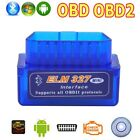 ELM327 1.5 OBD 2 Bluetooth Diagnostic Car Smart Scan Tool Mini Scanner Code Read