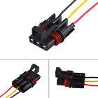 Pulse Bar Power Plug Bus Connector Pigtail For Polaris Ranger RS1 14ga or 16ga