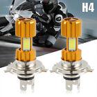 H4 18W For Yamaha VMAX 500 600 700 VX500 VX600 VX700 LED Headlight Bright Lights
