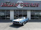 1971 Ford Mustang Boss 351 1971 Ford Mustang Boss 351 SportsRoof Leather Manual Transmission Low Miles Coup