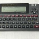 Seiko Instruments SII WP-5500 Handheld American Heritage Dictionary Tested