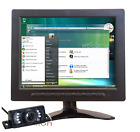 "8"" USB Multimedia Player LCD Display HDMI AV BNC VGA TFT LED Monitor Camera UA"