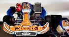 2011 CRG GP10 KART with AIXRO 50 HP Wankel Rotary Engine : Superkart !!