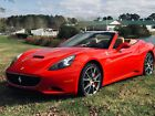 2010 Ferrari California  2010 Ferrari California - Only 8600 miles! 757.718.7470