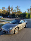 2002 Mitsubishi Eclipse Coupe 2002 Spyder GT Convertible