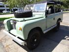 1965 Land Rover Other  Completely Restored 1965 Land Rover Series II 88