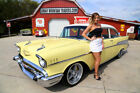 1957 Chevrolet Bel Air/150/210  1957 Chevrolet Bel Air Frame Off Resto 350 Crate Z06 Brakes Air Condition PS