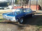 1966 Chevrolet Caprice Coupe 1966 Chevrolet Caprice Coupe 396 CI BB