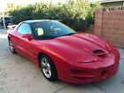 1999 Pontiac Trans Am WS.6 with Ram Air 1999 Pontiac Trans Am WS.6 Performance Package with Ram Air