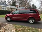 2016 Chrysler Town & Country  2016 chrysler town country touring 3.6l